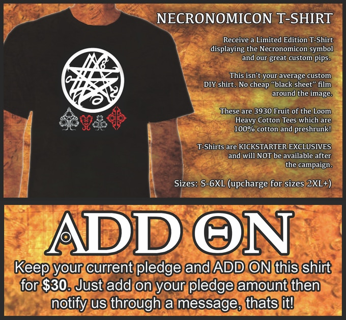 MYTHOS: NECRONOMICON, Bicycle® Playing Cards by 4PM DESIGNS