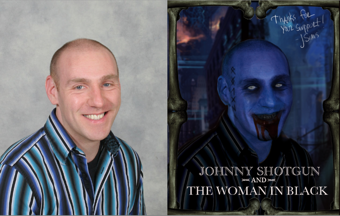 JOHNNY SHOTGUN AND THE WOMAN IN BLACK - Finishing Funds by ...