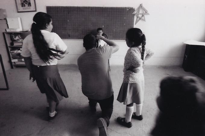 The School of General Emiliano Zapata, Atencingo, Mexico