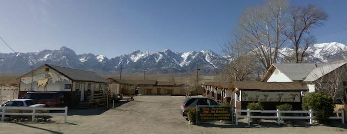 Mt. Williamson Motel