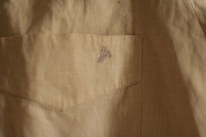 jjr. men's shirt custom embroidery