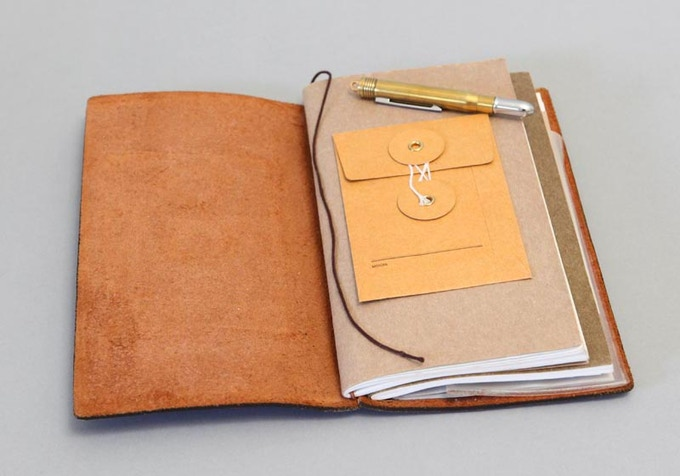 Artist's series Traveler's Notebook