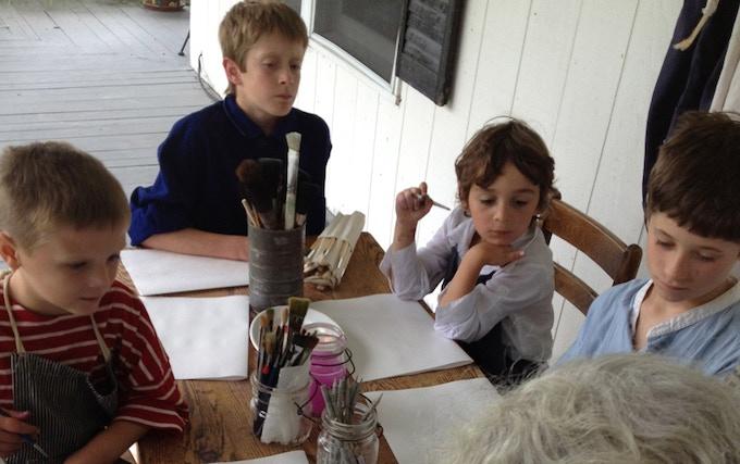 KID'S CLASS REWARD: Intro to drawing. Mandolyn Wilson Rosen