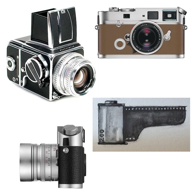 ADULT CLASS REWARD: How to use your analogue camera. Brian Ferry