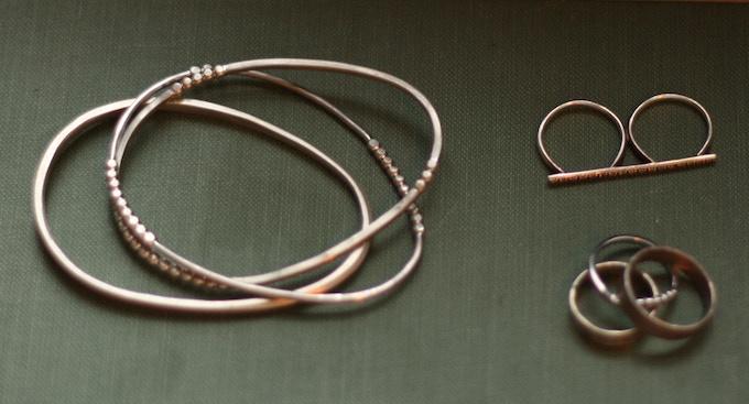ADULT CLASS REWARD: Make your own jewelry. Anna Sheffield