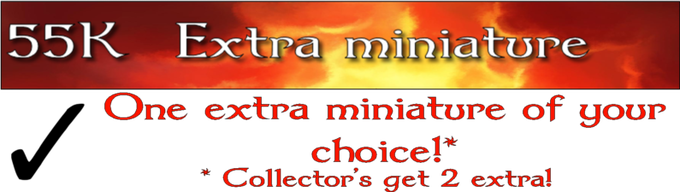 A stretch goal bonus for minis box set pledge levels