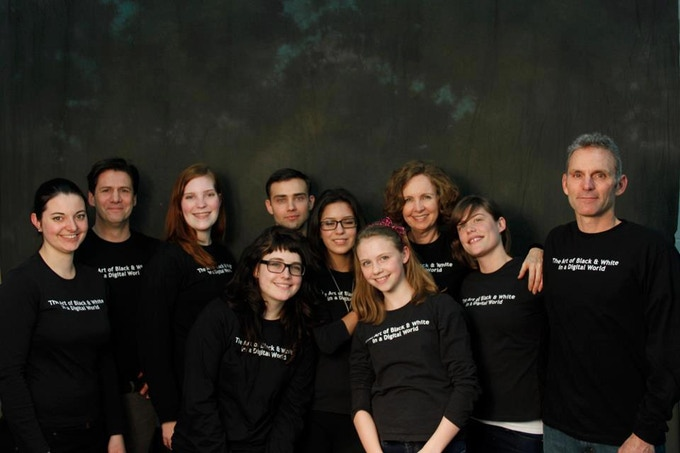 The DSI Team - including Eric, Christopher, Annie, Andrea, Sybylla, Eliza and many interns!