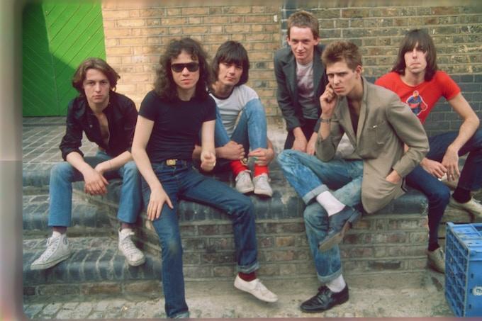 The Ramones meet The Clash '76