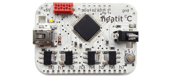 enlarged photo of Heatit
