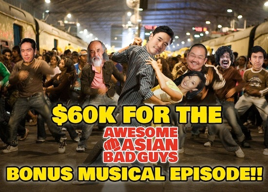 Awesome Asian Bad Guys by National Film Society — Kickstarter