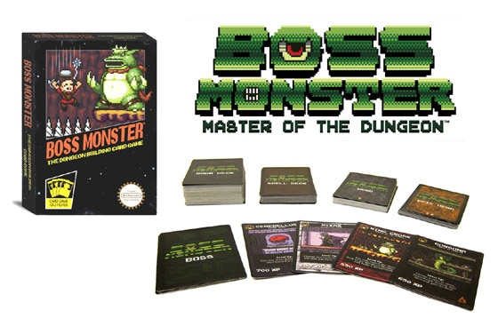 Boss Monster The Dungeon Building Card Game By Brotherwise Games