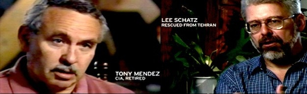 Interviews with CIA's Tony Mendez & Agricultural Attaché H. Lee Shatz, rescued by Mendez