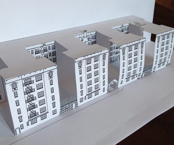 Section 8 Apartments In Brooklyn: Pop-up Paper House By Katherine Belsey —Kickstarter