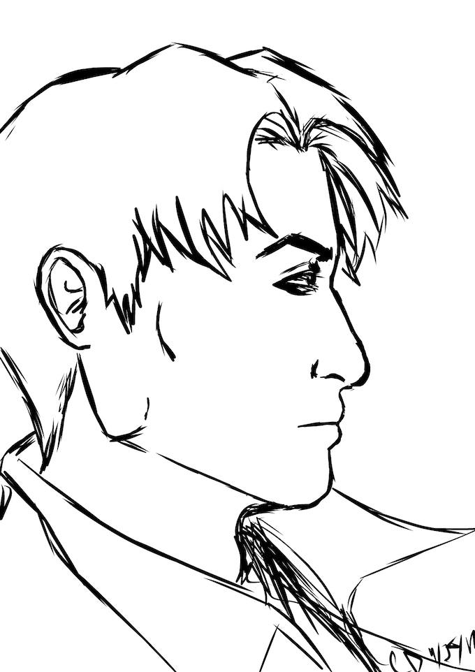 Mr. Archer by Derek James Leach —Kickstarter