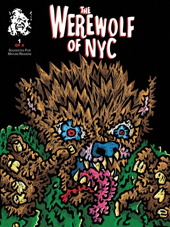 Werewolf of NYC  #1 Comic