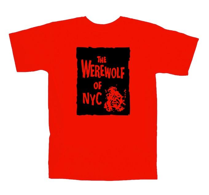 Limited Edition Kickstarter only RED TShirt (MEN & WOMEN'S)