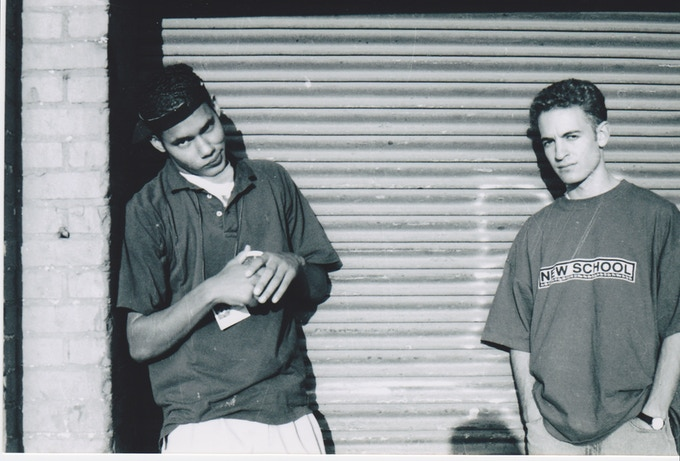 Charizma & Peanut Butter Wolf, 1991