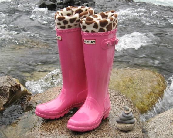 Fleece boot socks $22 backer reward. Warm feet, priceless!