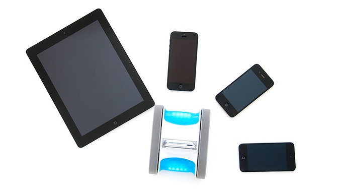 Just a few of the devices you can use with Romo.