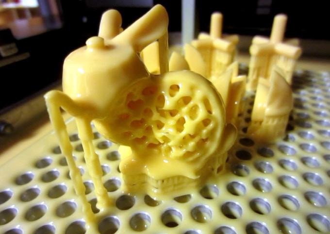 Teabunny, fresh off the printer