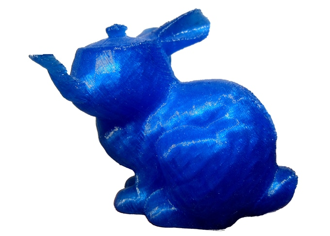 Teabunny in blue