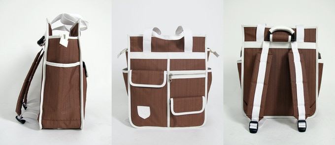 Goodordering Backpack Shopper