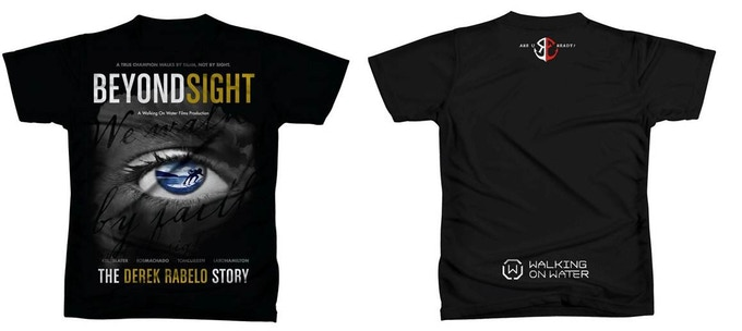 Limited edition Beyond Sight T-shirt