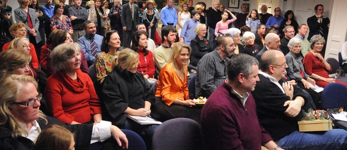 Inaugural Issue Launch, December 2010