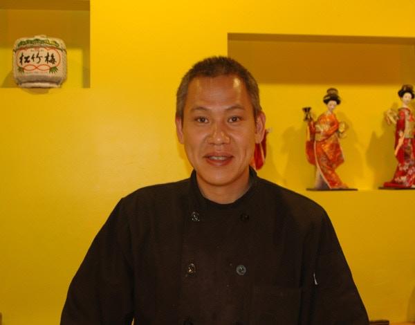 Sushi Chef Wei