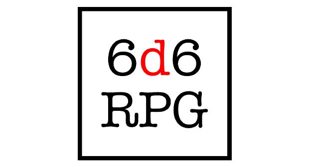 6d6 RPG Core & Adventure Books by Chris Tregenza —Kickstarter