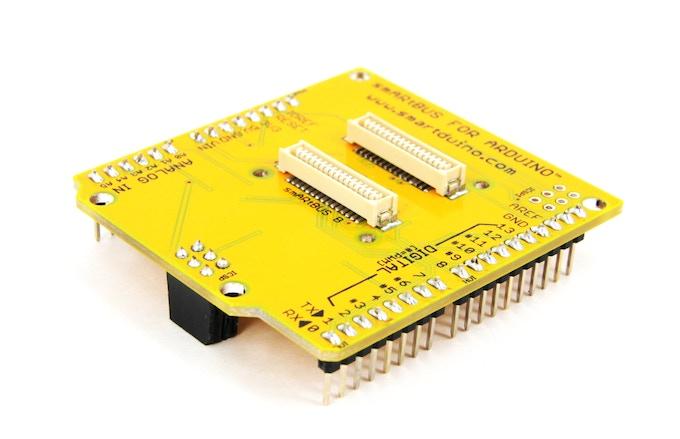 Smartduino open system by former arduino s manufacturer