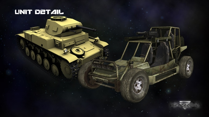 Example 2: Vehicles for your attack Squadron
