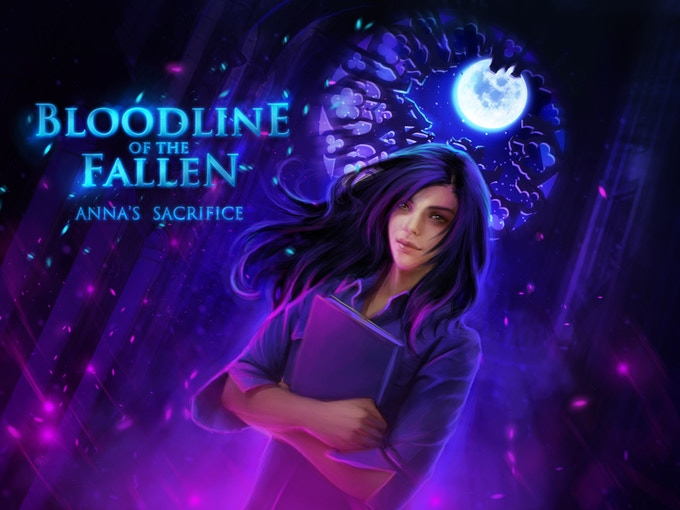 'Bloodline of the Fallen: Anna's Sacrificed' Published by Reflexive Entertainment (now Amazon)