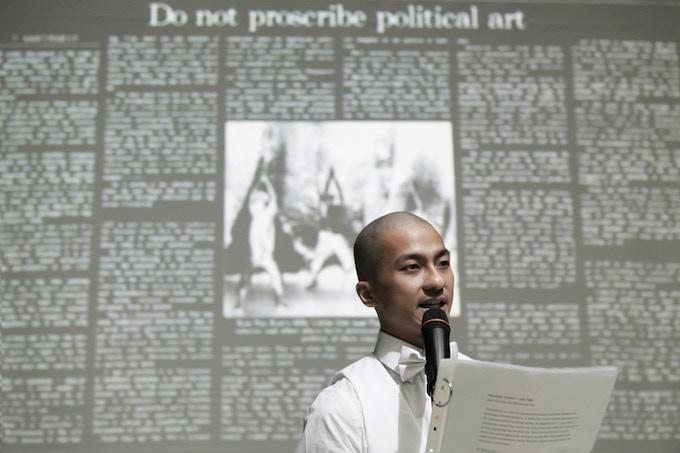 Photo documentation of Cane (2012, Singapore) by Samantha Tio