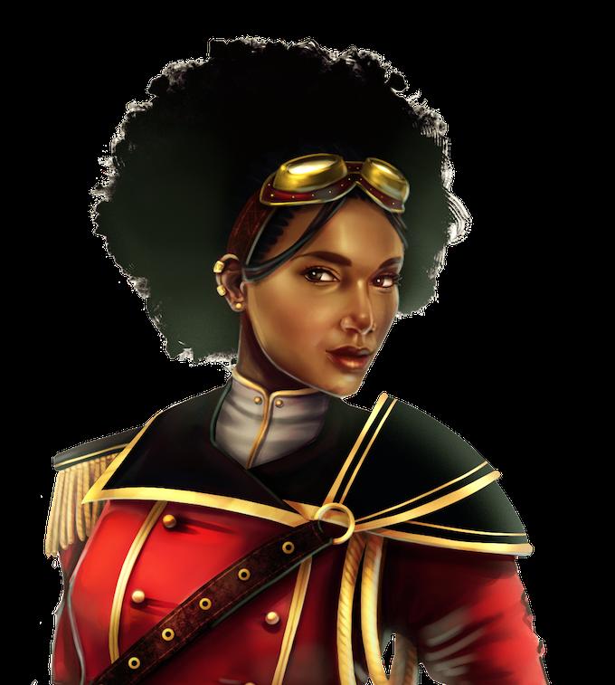 Captain Riva of Dawn