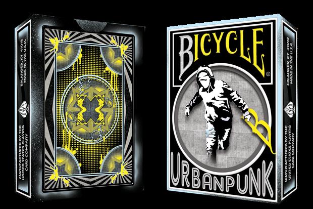 Urban Punk Tuck Box Preview
