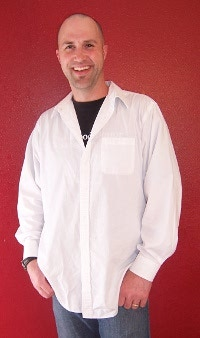 Chris Weedin - Head Zombie