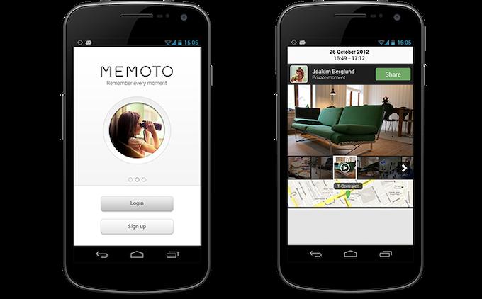 Memoto Lifelogging Camera By Memoto —Kickstarter