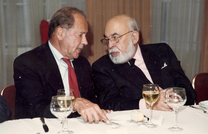 Stanley Marcus & Ira Neimark