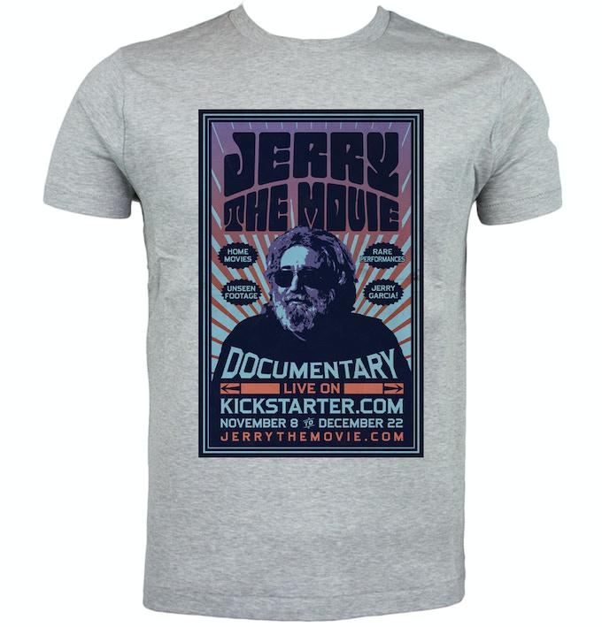 Jerry: The Movie - Kickstarter T-Shirt