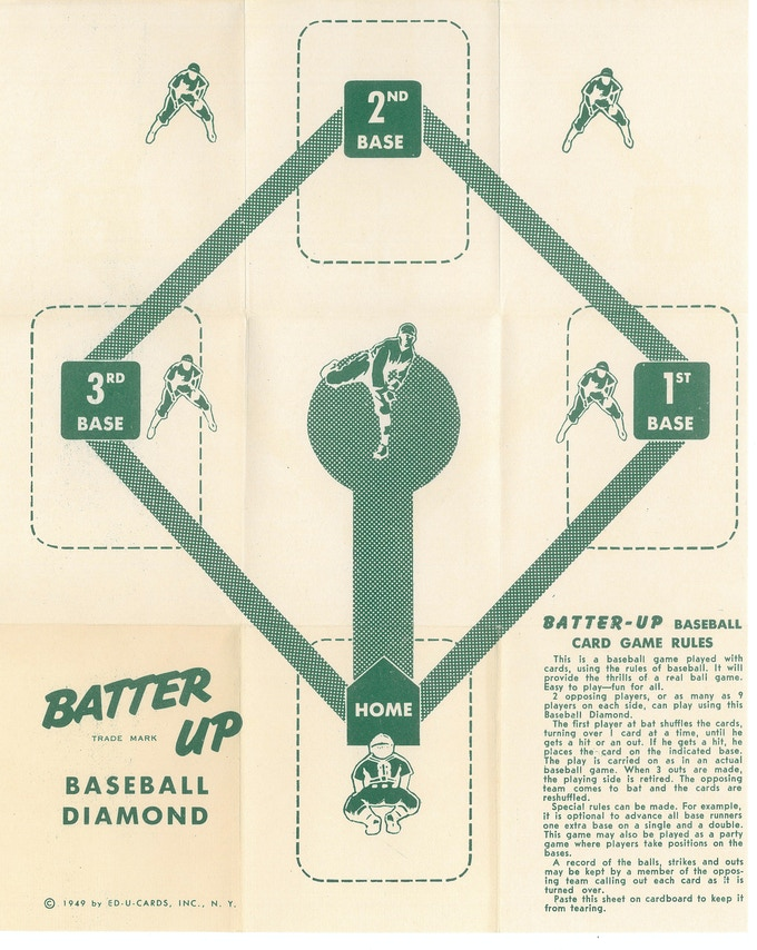 Batter Up! Game Rules