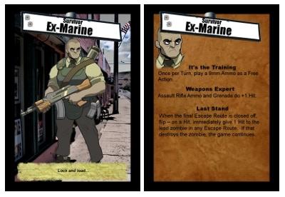 The Ex-Marine:  Semper Fi.