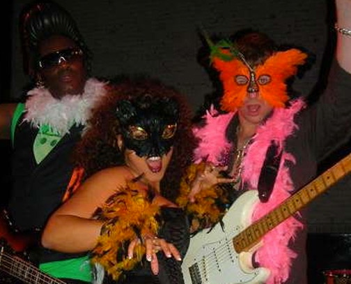 Honey & The Heavies on Halloween