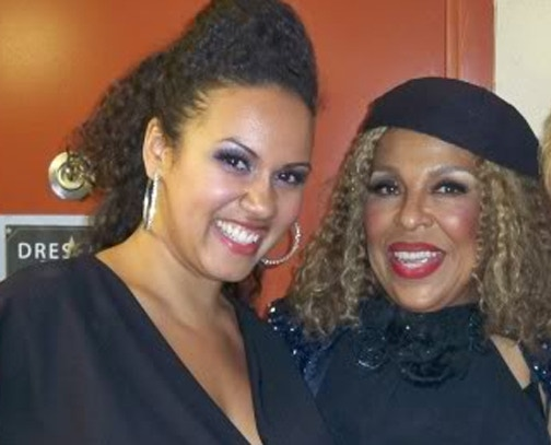 Honey and Roberta Flack