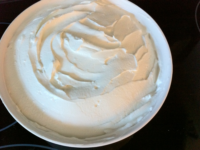 Cream cheese, sour cream, chevre, cottage cheese, quark...