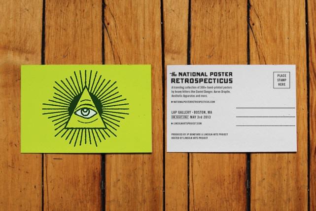 Postcard Reward!