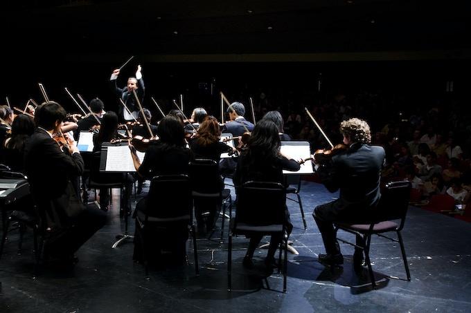 The Palo Alto Chamber Orchestra.