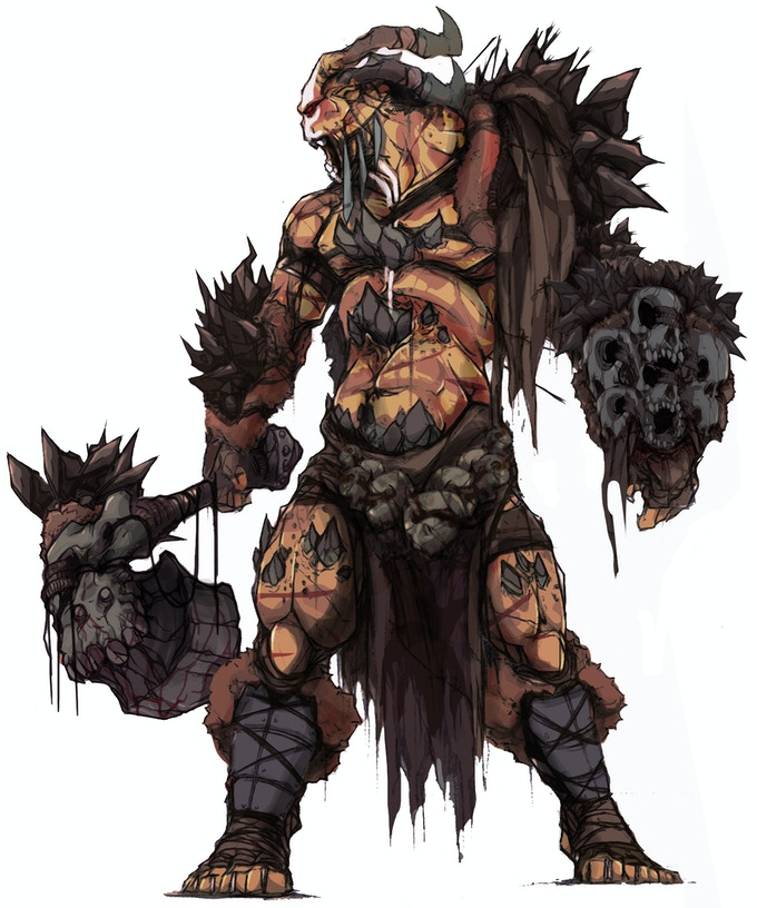 An N.R.G. System orc.