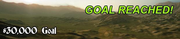$30,000 Goal Grass Land - REACHED!