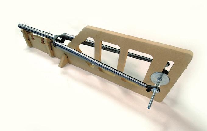 Flat-Pack Fork Jig